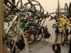 Western Auto Loft Bicycle Storage